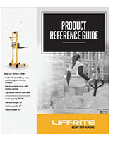 Lift-Rite pallet jack product guide