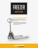 Lift-Rite freezer special pallet truck