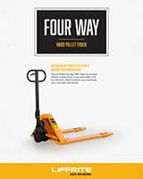 lift rite 4way hand truck
