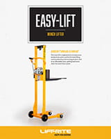 lift rite easy lift winch lifter brochure