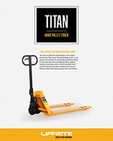 Titan Series product sell sheet