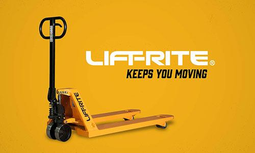 Lift Rite keeps you moving
