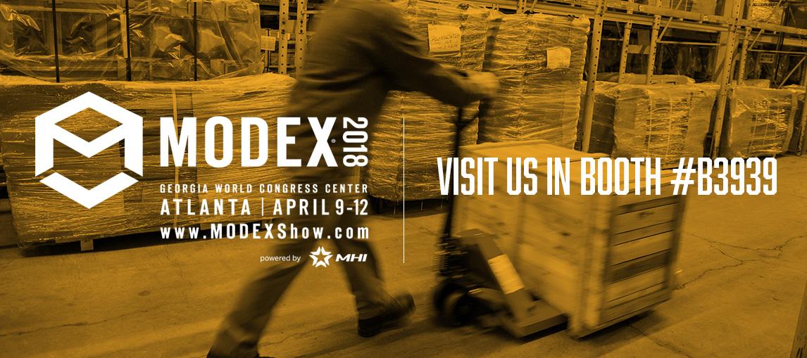 MODEX, liftrite, MODEX 2018