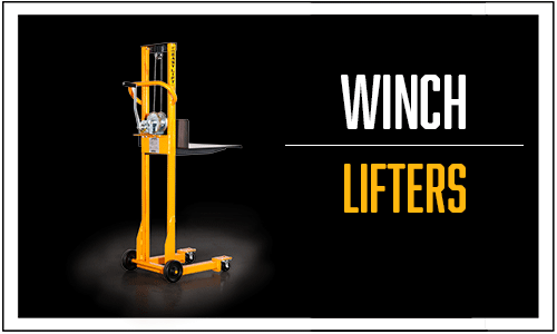winch lift, winch lifter, lift-rite easy lift