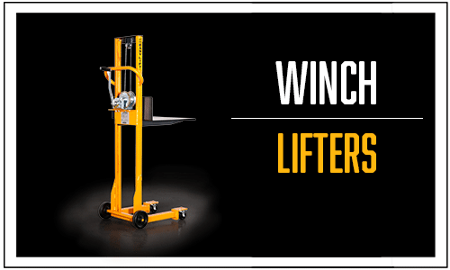 Lift-Rite Winch Lifter