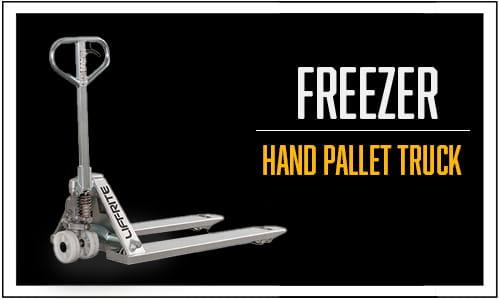 Freezer Pallet Truck, Hand Pallet Truck