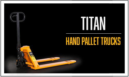 Titan Hand Pallet Truck