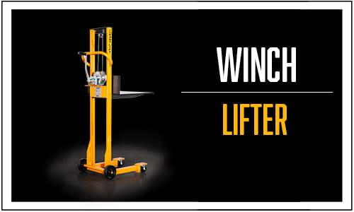 Winch Lifter