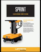 sprint aerial lift