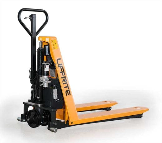 Lift-Rite Ergonomic Lifter Electric Hand Pallet Truck RG30E
