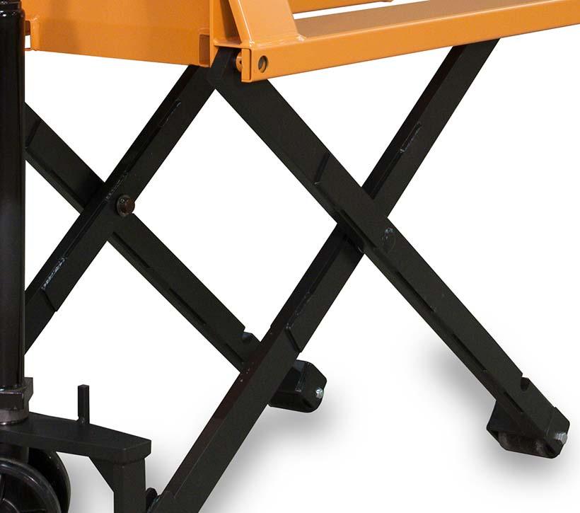 Lift-Rite RG30E Ergo Lift Manual Hand Pallet Truck
