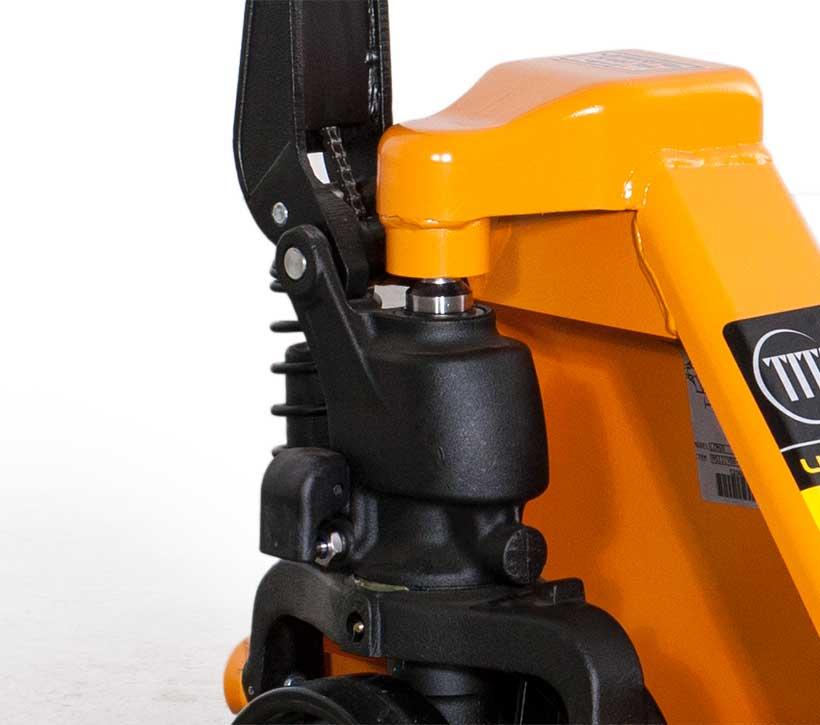 pallet jack hydraulic pump