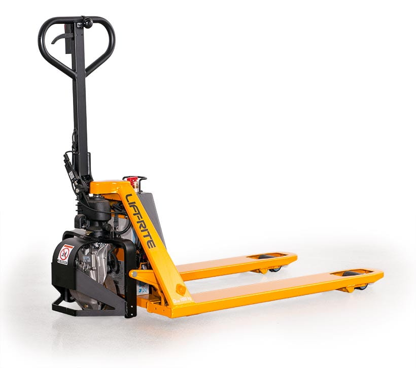 Motorized Pallet Jack Powered Pallet Jack Power Start Plus