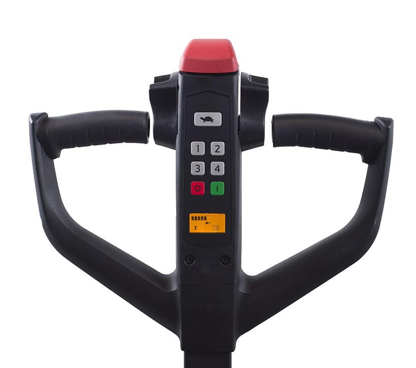 Lift Rite Yellow Edge, control handle, ergonomic