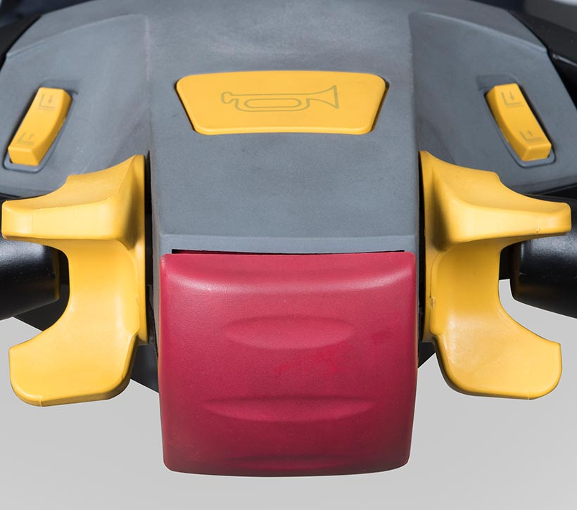 walkie pallet truck