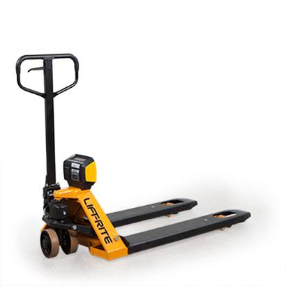 Lift-Rite Weigh Scale Hand Pallet Truck