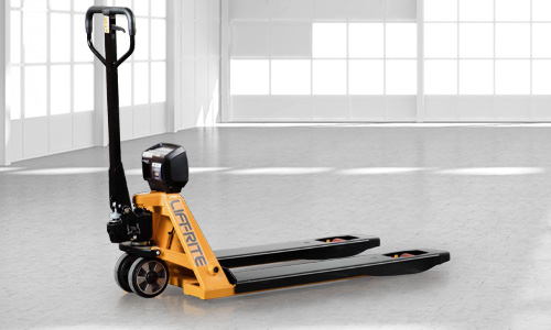legal for trade, pallet jack with scale