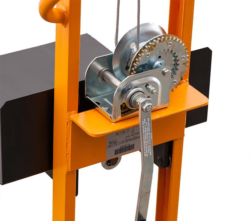 Winch Lifter gear