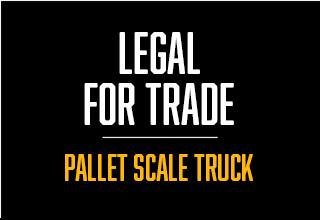 Pallet Jack Scale, pallet truck scale