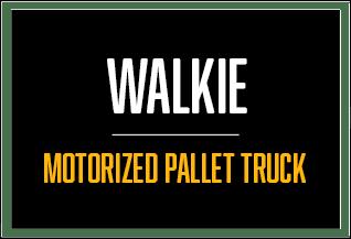 motorized pallet truck